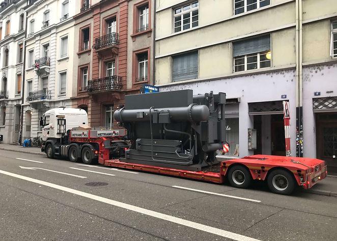 K Huber Rohrbau Montagen Metallbau Snowm