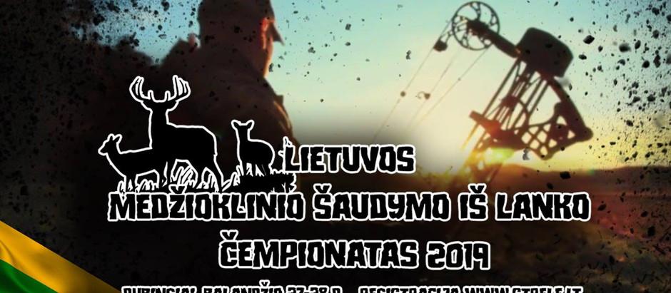 Pradėta registracija į atvirą Lietuvos medžioklinio šaudymo iš lanko čempionatą