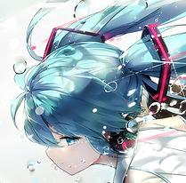 初音ミク【秘密のカケラ】by ULURU-MAKIA