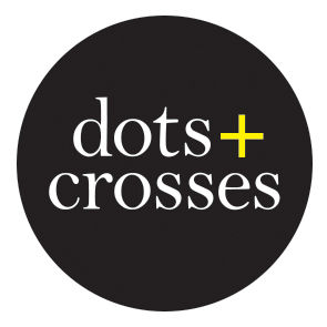 dots and crosses proofreading Auckland marketing advertising