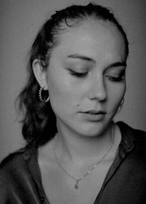 Sibel Ameti by Kate Guić