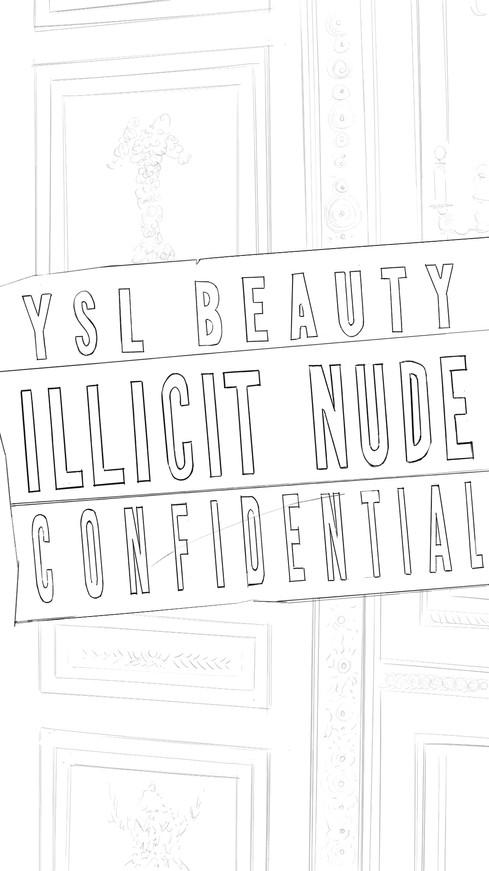 Illicit Nude Storyboard 01