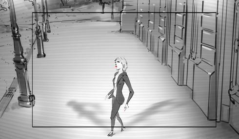 Storyboard  Walk the line 04