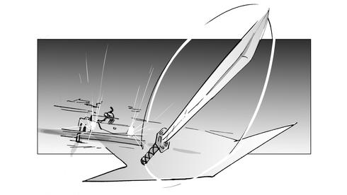 Storyboard Zatoichi Next! 0022