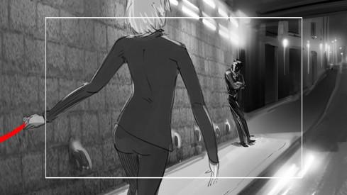 Storyboard  Walk the line 013
