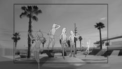 Storyboard YSL Shine Volupté Rouge 033