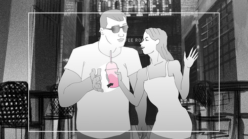Storyboard Pink First 013