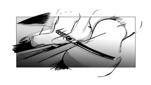 Storyboard Zatoichi Next! 0007