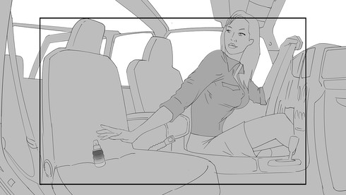 Storyboard Pink First 020