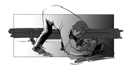 Storyboard Zatoichi Next! 0020
