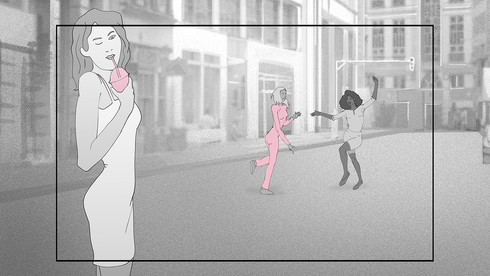 Storyboard Pink First 014