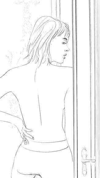 Illicit Nude Storyboard 011