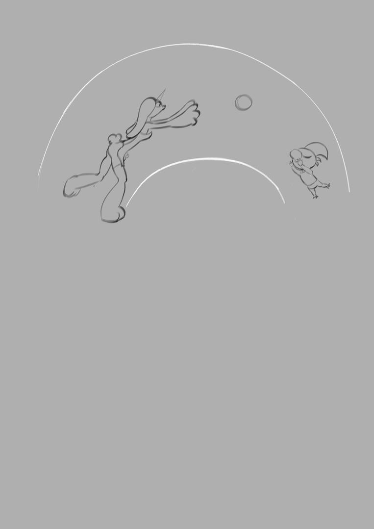 Alenz Storyboarder Bestioles Illustratio