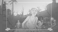 Storyboard YSL Shine Volupté Rouge 019