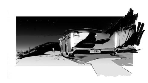 Storyboard Zatoichi Next! 0006