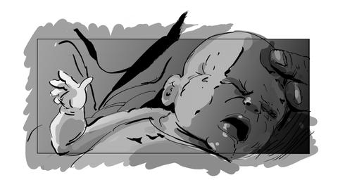 Storyboard Zatoichi Next! 0012