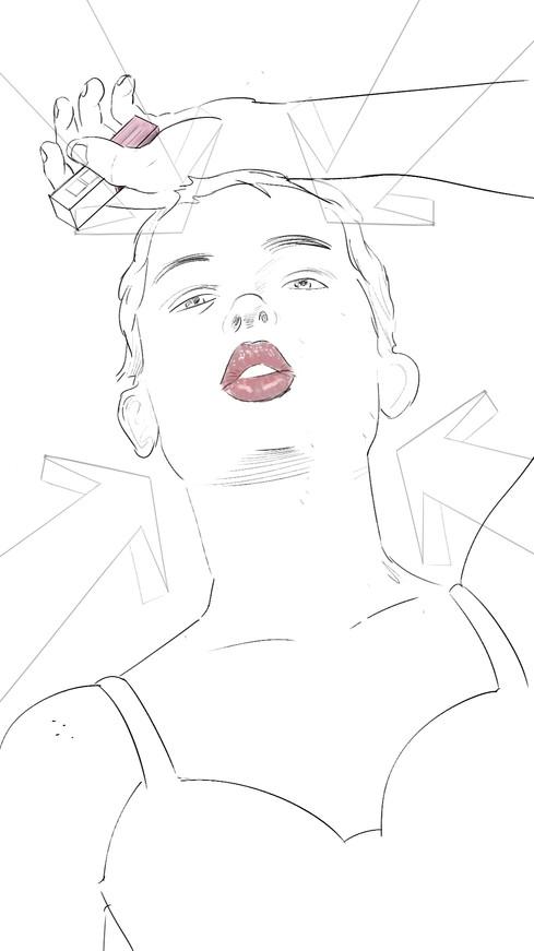 Illicit Nude Storyboard 07
