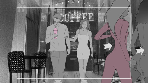 Storyboard Pink First 011