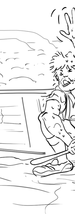 Storyboard Le Relou 007