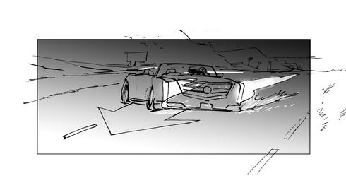 Storyboard Zatoichi Next! 0009