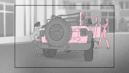 Storyboard Pink First 021