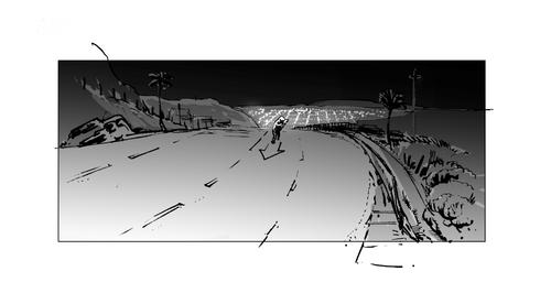 Storyboard Zatoichi Next! 0001