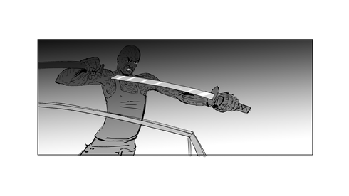 Storyboard Zatoichi Next! 0019