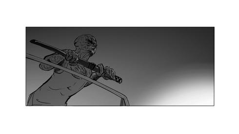 Storyboard Zatoichi Next! 0014