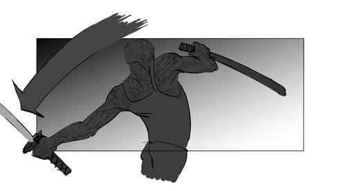 Storyboard Zatoichi Next! 0021