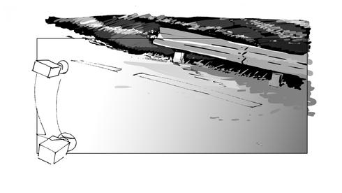 Storyboard Zatoichi Next! 0004
