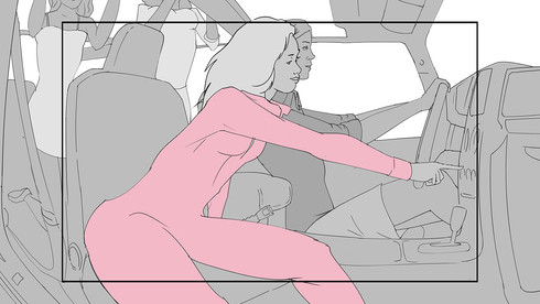 Storyboard Pink First 024