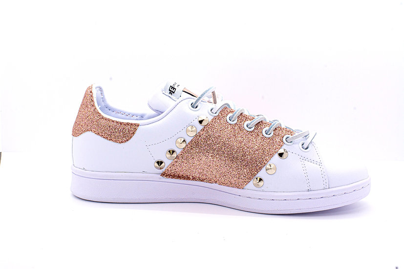 Adidas Stan Smith Stelle rosate