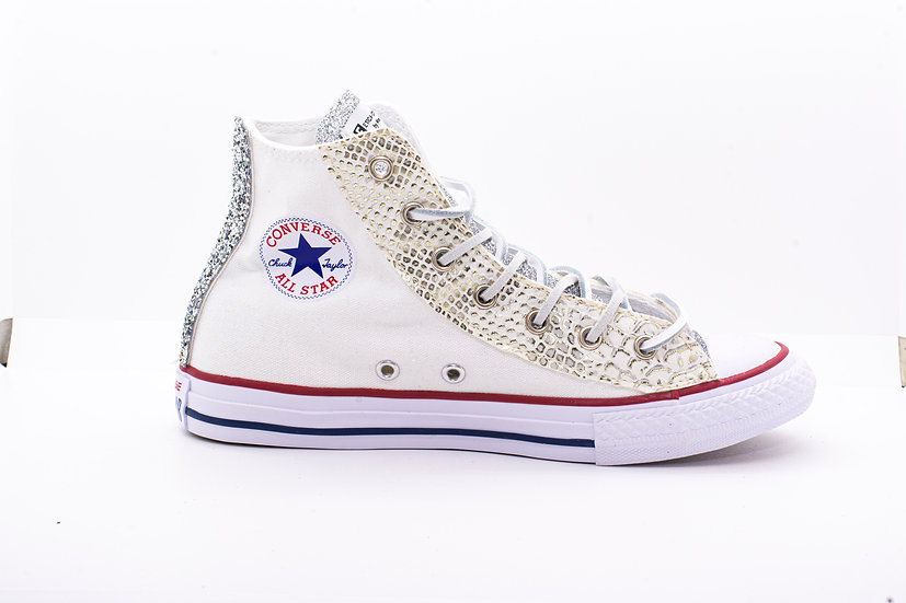BF Converse in style