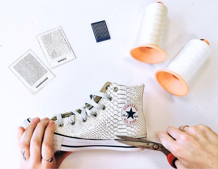 Converse All Star Gold Piton