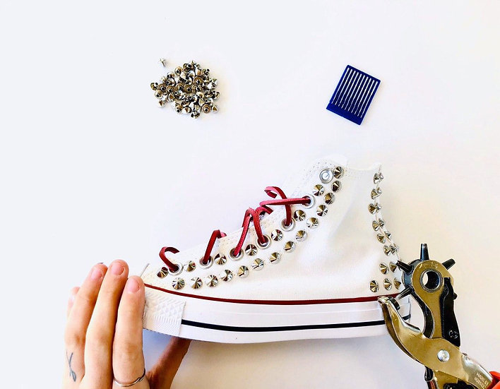Converse All Star White Edition