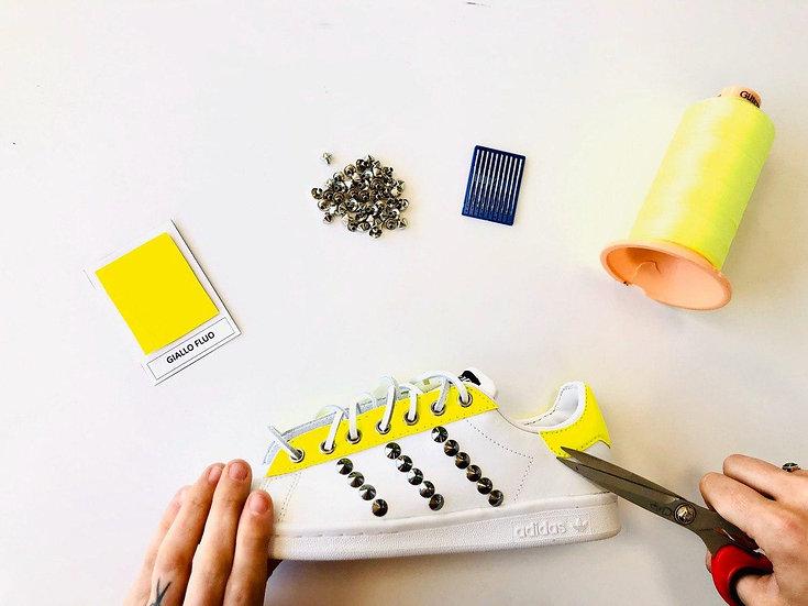 Adidas Stan Smith yellow submarine