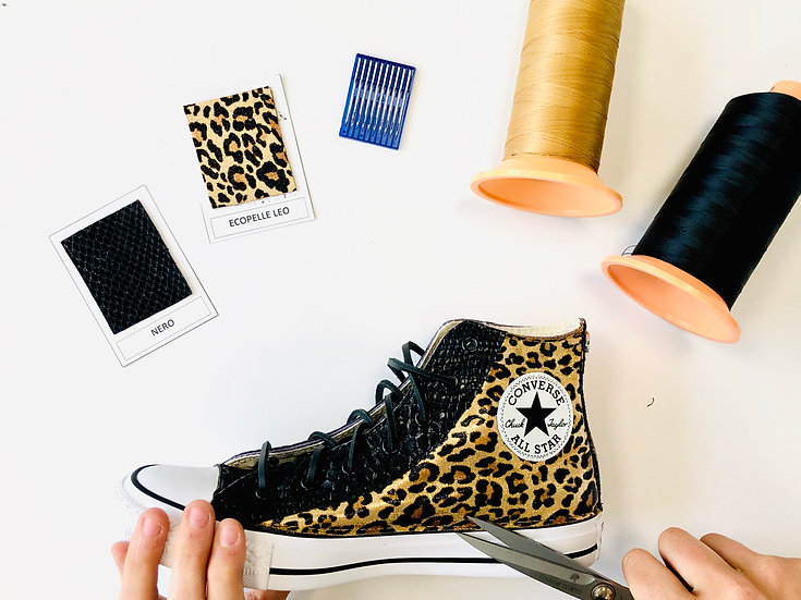 Converse Animalier Lovers