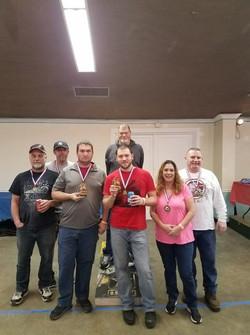 Winners of Tournament #1