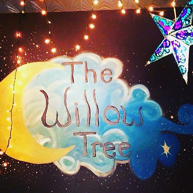 Happy Wednesday beautiful people! It's open mic night at The a Willow Tree!! Fun fun fun! Come share