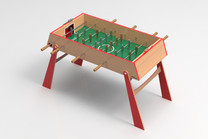 Retro Table Football