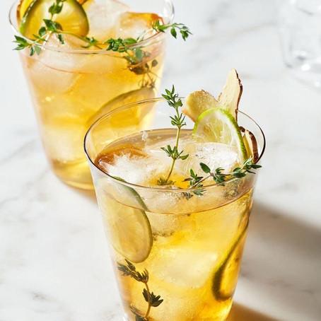 Receita: Descubra os chás que podem ser usados em drinks