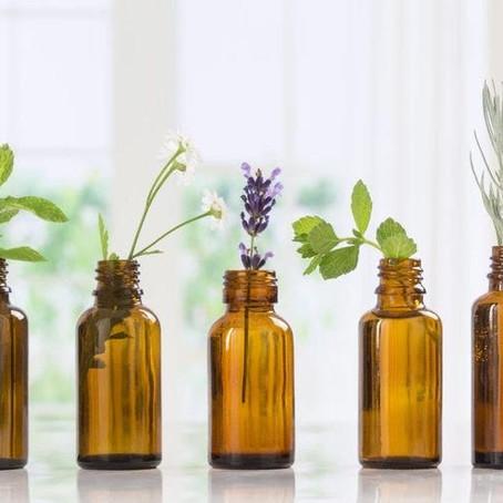 O potencial curativo dos óleos essenciais