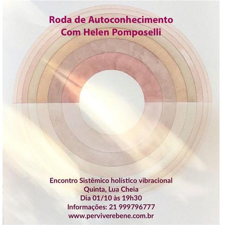 01/10/2020 - Roda de Autoconhecimento com Helen Pomposelli