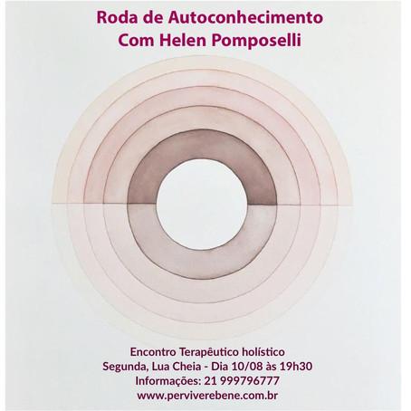 10/08/2020 - Roda de Autoconhecimento com Helen Pomposelli