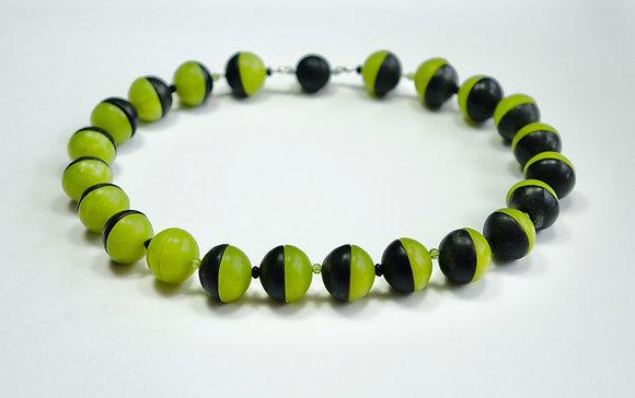 Jade-Onyx-Kette