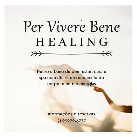 dez/jan/fev - 2021 Retiro Spa Urbano Per vivere bene Healing no hotel Santa Teresa MGallery
