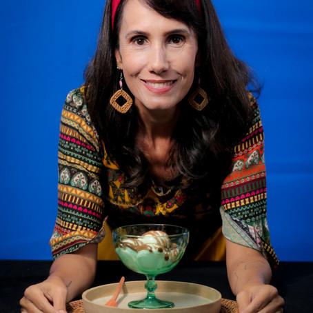 Sem lactose e sem culpa: receita de sorvete da chef Cynthia Brant