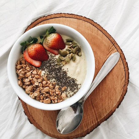 Mindful Eating: comer e meditar