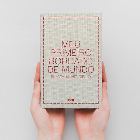 Meu Primeiro bordado do mundo: conheça as poesias de Flávia Muniz