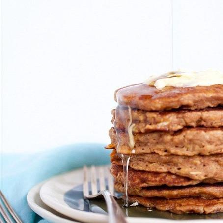 Saiba a receita da panqueca de trigo sarraceno e de feijão moyashe da culinarista Mari Scaldini